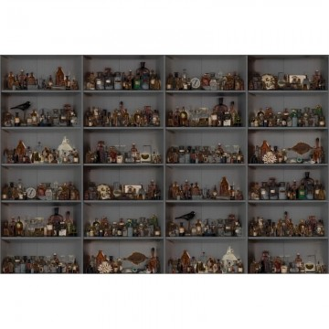 R14184 Cabinet of Curios, Night