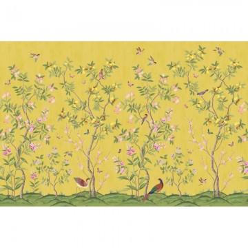 R16745 Chinoiserie Chic, Saffron