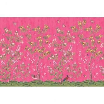 R16746 Chinoiserie Chic, Fuchsia