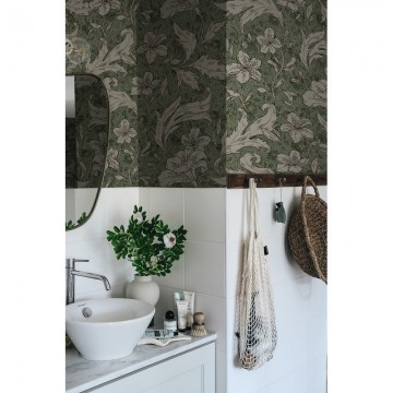 MURAL 650-68 Mattias Forest Green