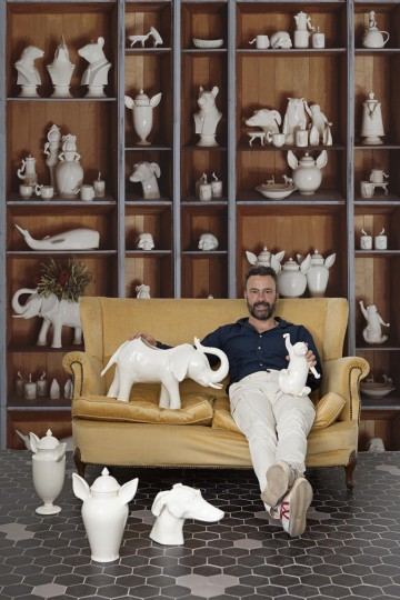 Mural Ceramic Fauna - Fulgor 8000034