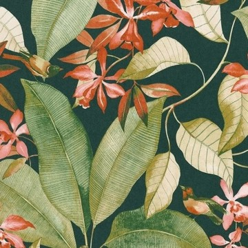 Delicacy Birdsong Vert Bleu Rose 85387289