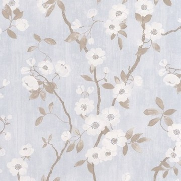 Delicacy Spring Flower Taupe Bleu 85396208