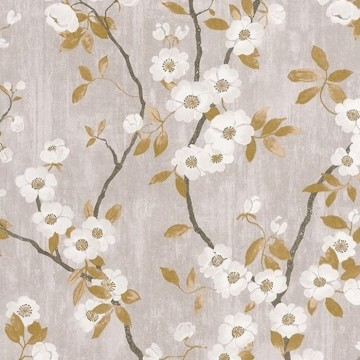 Delicacy Spring Flower Taupe Noir 85392327