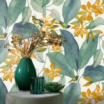 Delicacy Birdsong Vert Jaune 85387171