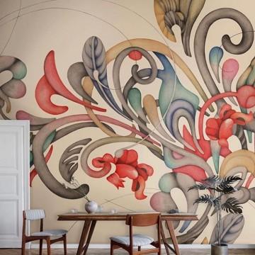 Mural Romance M3403-3
