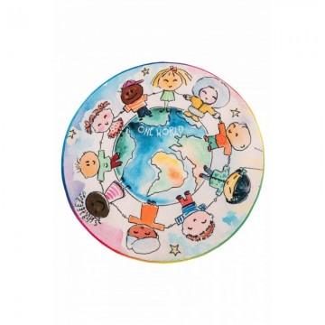 MY JUNO 477 WORLD MAP