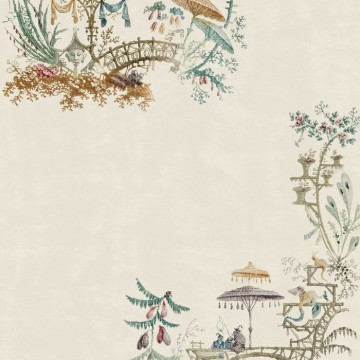Chinoiserie Coconut WP20464