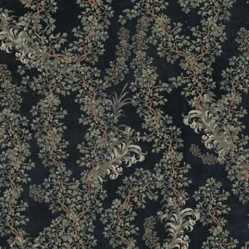 Dark Leaves WP20458