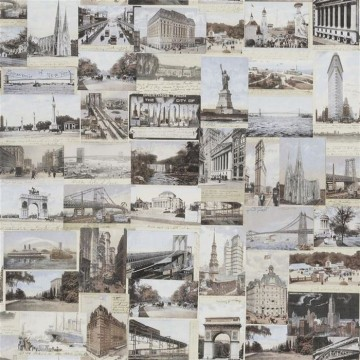 New York Postcard Multi PRL500001-01