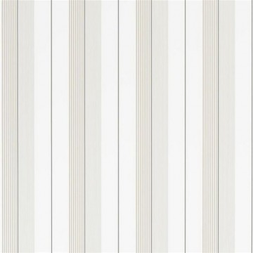 Aiden Stripe Natural White PRL020-11