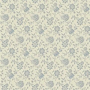 Scrimshaw Floral Slate PRL5021-04