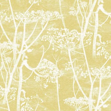 Cow Parsley 100% Linen F111-5020