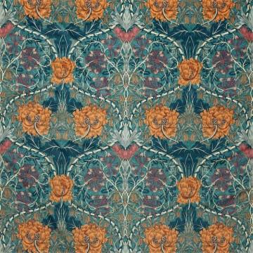 Honeysuckle and Tulip Velvet 236940