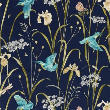 Kingfisher & Iris 226733
