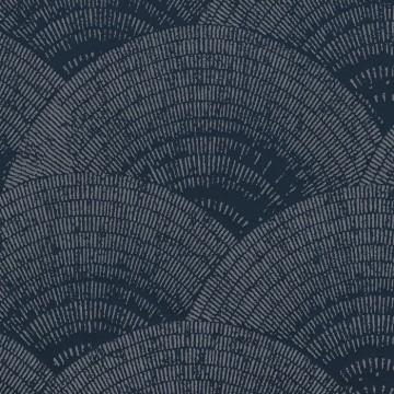 Tissu Walter Bleu Marine OXFD84286508
