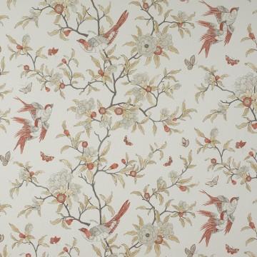 Tissu Natsu Nara Beige-Rose NATS82211142