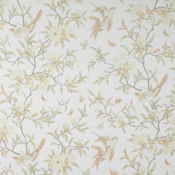 Tissu Natsu Nara Blanc-Amande NATS82210141