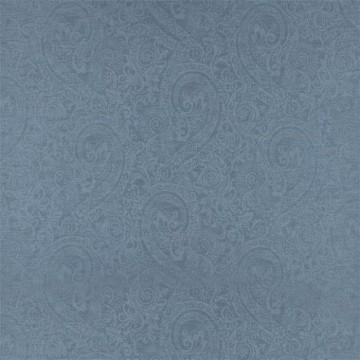 Florence Linen Damask Vintage Blue FRL5120-02