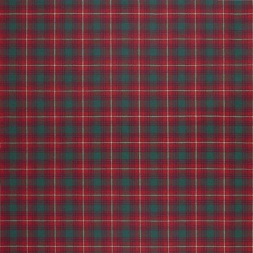 Doncaster Tartan Evening Red FRL5058-01
