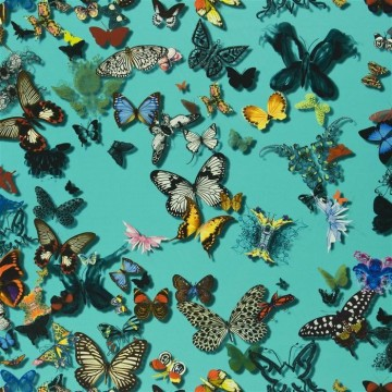 Butterfly Parade Lagon FCL025-04
