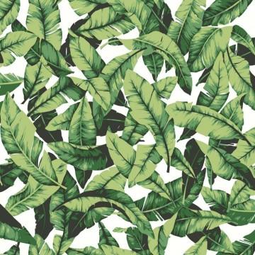 Autodhesivo Hojas Verde 127-RMK11045WP