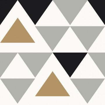 Autodhesivo Triangulos 127-RMK9055WP