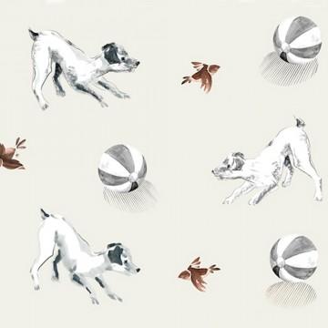 Playful Pets – Grey