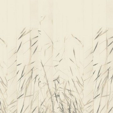 Kishi Wall Mural Carbon W608-01