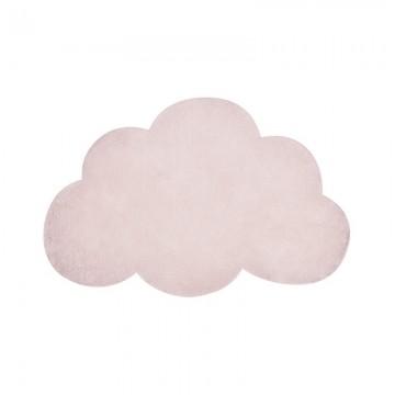 Alfombra Nube nude rose h0352