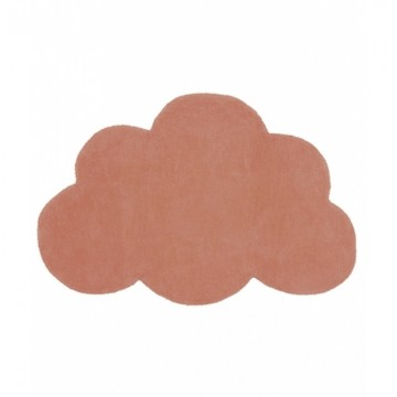 Alfombra Nube terracotta h0631