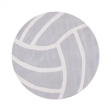 Alfombra circular pelota de tenis h0549