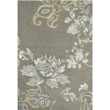 Fabled Floral Grey 37504