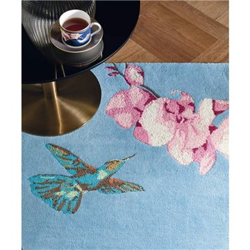 Hummingbird Blue 37808