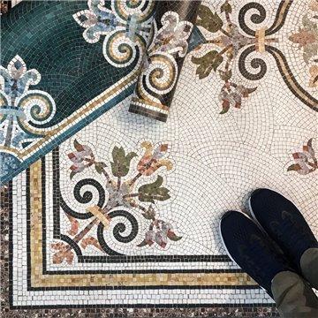 Mosaique Gris Sofia