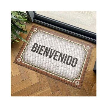 Mosaique Bienvenido Terracota