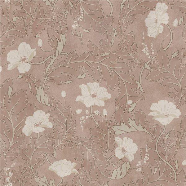 Mural 660-24 Poppy Blush