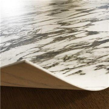 Marbre Blanc Arabescato Svetlana de 70 x 198 cm