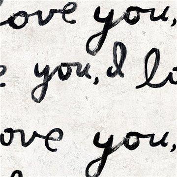 I love You WP20272