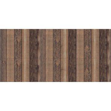 Dark Wood Wall DOM422