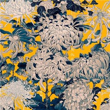 Chrysanthemums Yellow WP20321