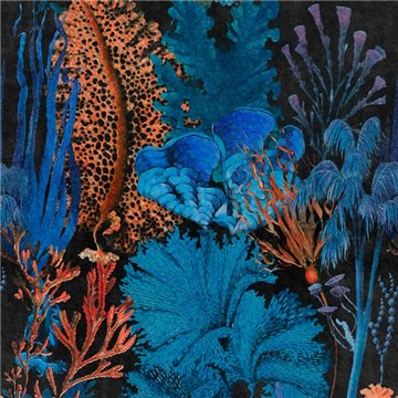 Coral Reef Ultramarine WP20298
