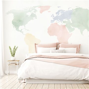 Mural Color World