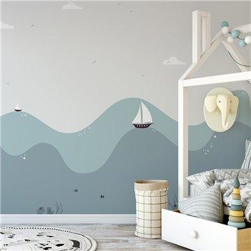 Mural Little Sea