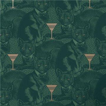 Cat-titude Green Envy DVS077