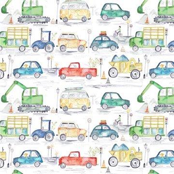 Traffic Jam Primary