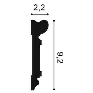 MOLDURA DX119-2300