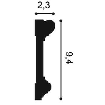 MOLDURA DX121-2300