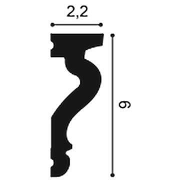 MOLDURA DX174F
