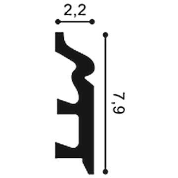ZÓCALO SX122
